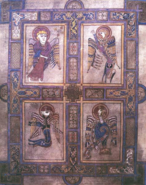 Of Cherubim And Gospel Symbols The Bas Library