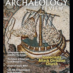 Biblical Archaeology Review, May/June 2015